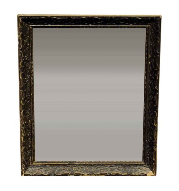 Mirror with Ornate Frame