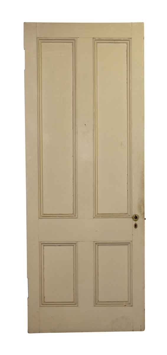 Four panel tall wide entry door olde good things for Large entry door