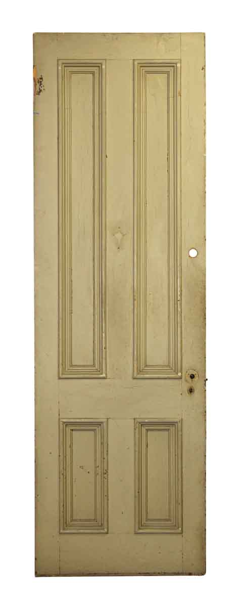 Farm Style Tall & Narrow Panel Door