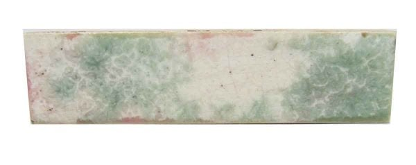 Small Pink & Green Tiles