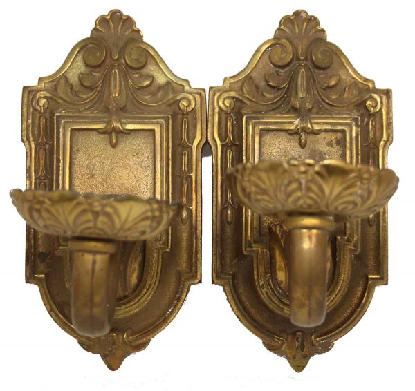 French Style Bronze Sconces
