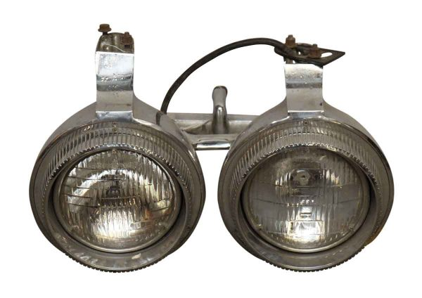 1950s Double Headlights