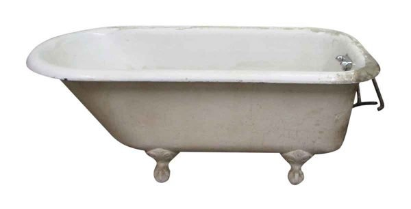 Hardware Included Claw Foot Tub