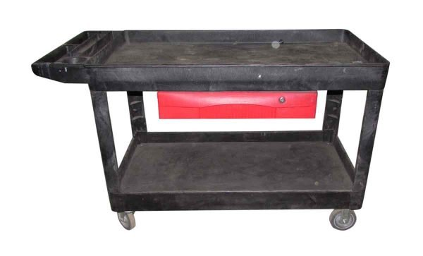 Plastic Cart with Drawer
