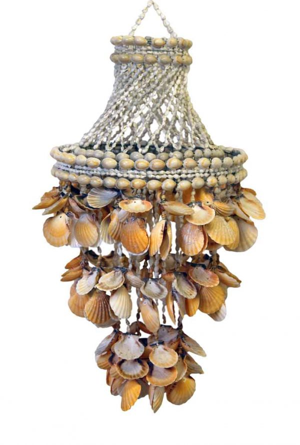 Vintage Shell Hanging Decor