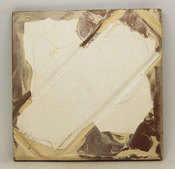 Neutral Colored Tin Panel