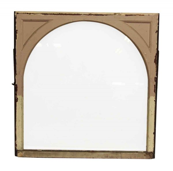 Arts & Crafts Arched Windows