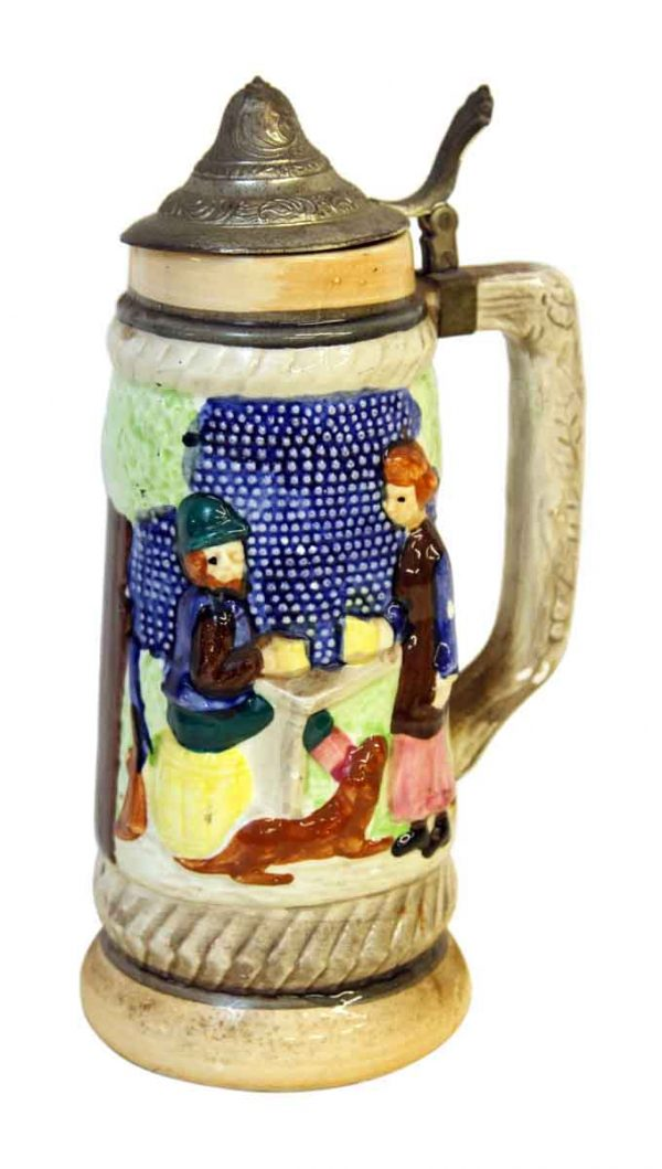 Decorative Dutch Stein