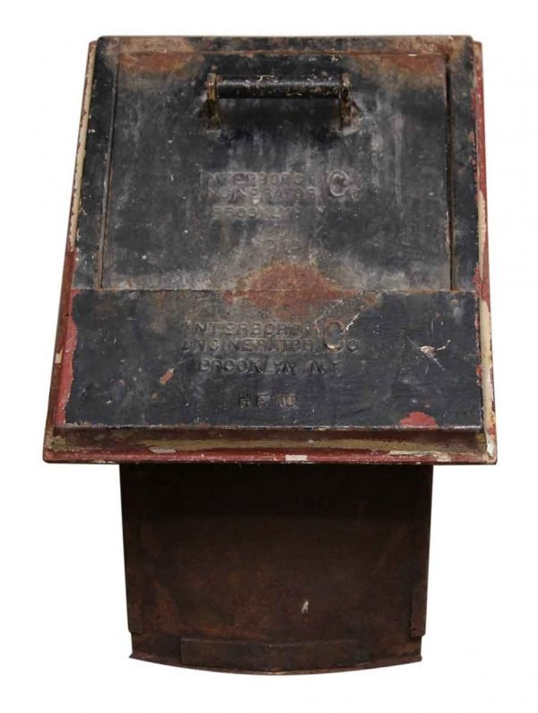 Antique Coal Chute