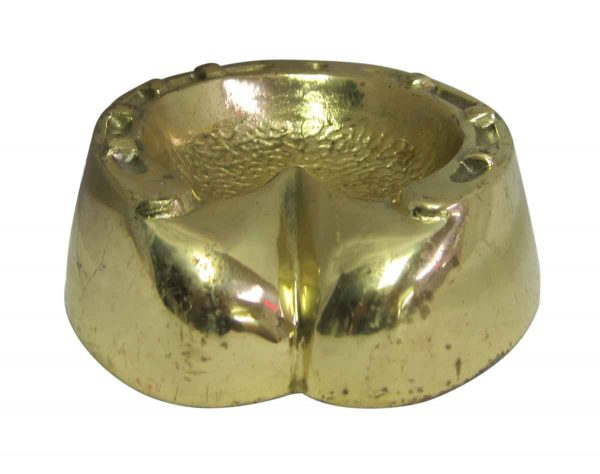 Brass Horse Shoe Ash Tray