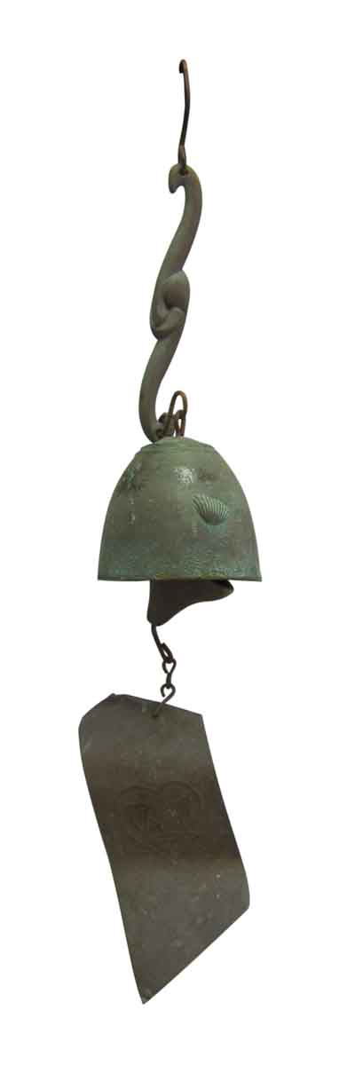Bronze Shell Wind Chime