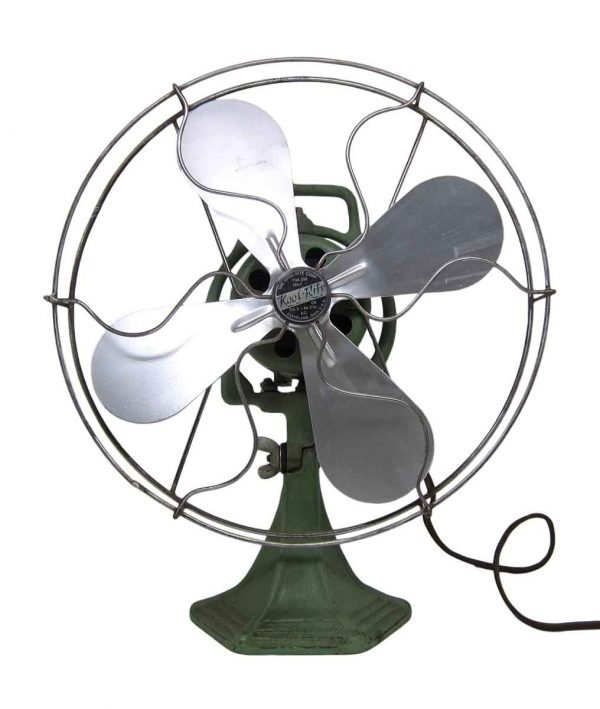 Green Kool Rite Fan
