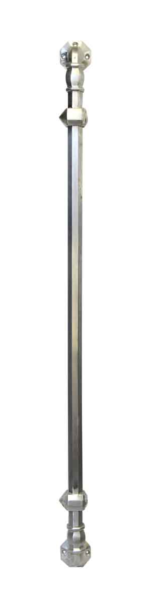 Long Nickel Bathroom Towel Bar