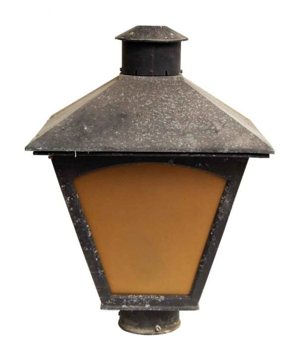 Exterior Lamp Post Top