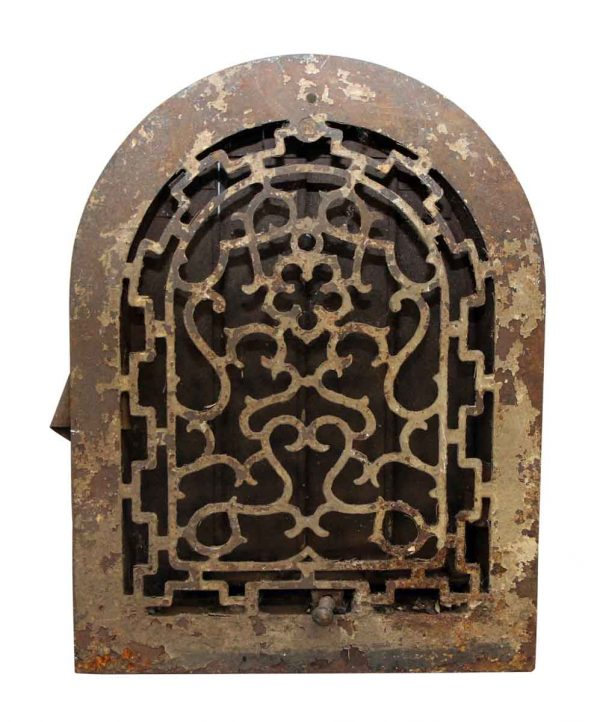 Iron Wall Grate Cover