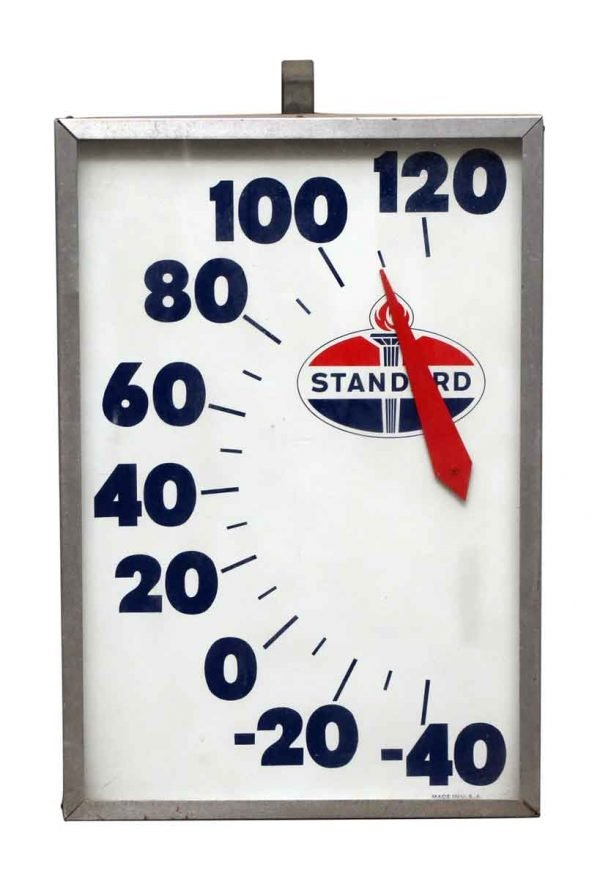 Standard Oil Thermometer