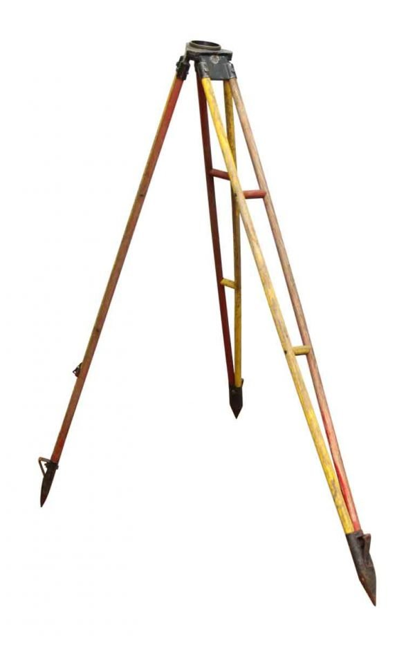 K+E Wood Surveyors Tripod