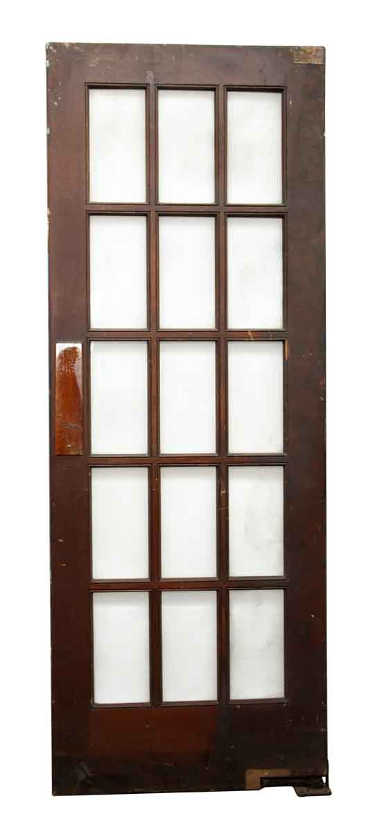 15 glass beveled panel french door olde good things for 15 french door