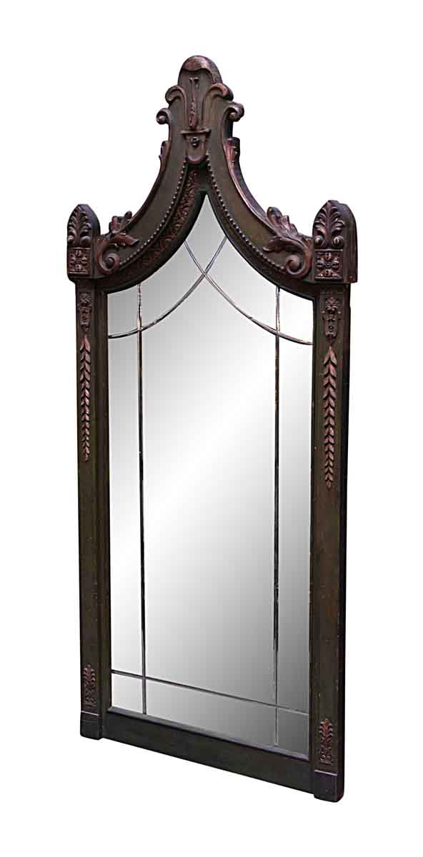 Ornately Carved Victorian Mirror