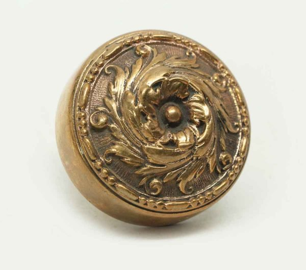 Gilded Collectors Quality Barrows Knob