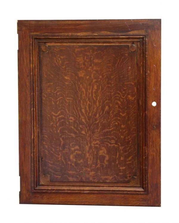 Set of Four Wooden Panels
