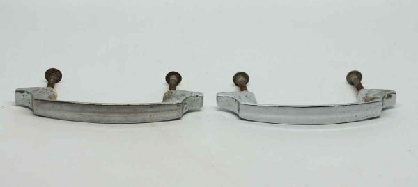 Pair of Deco Vintage Streamline Pulls