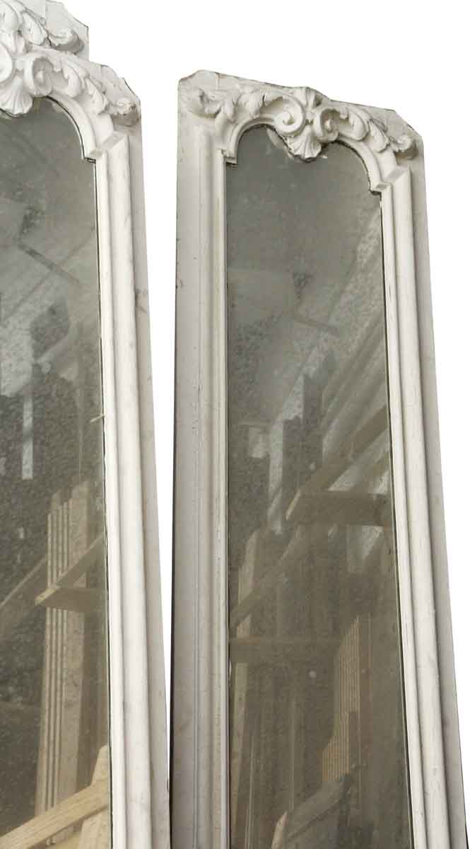Tall narrow mirrors from toy building new york city olde for Tall skinny mirror