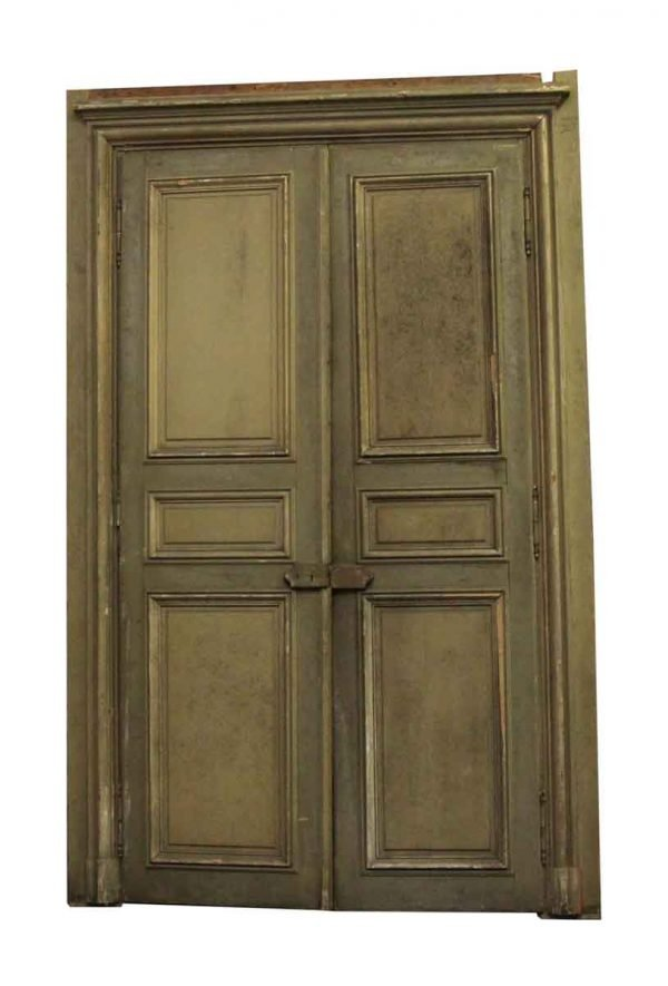 19th Century French Provincial Oversized Doors