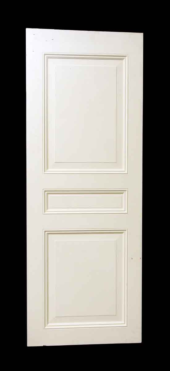 Three Panel Painted Door