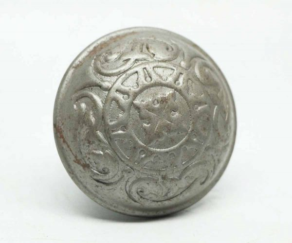 Penn Pewter Finish Knob