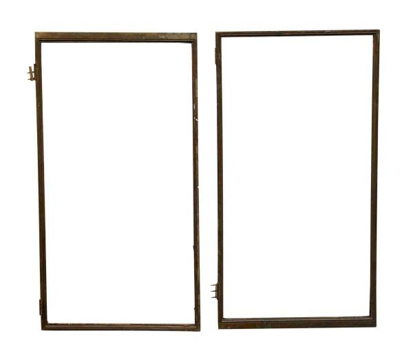 Brass Directory or Cabinet Door Frames