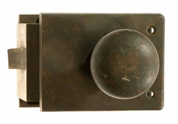 Russwin Cast Bronze Mid Century Unit Lock