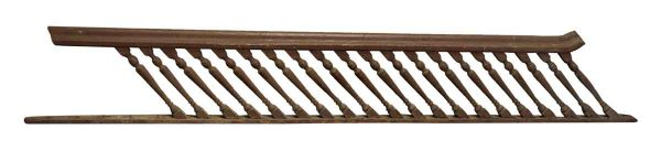 Twenty Spindle Stair Railing - Staircase Elements