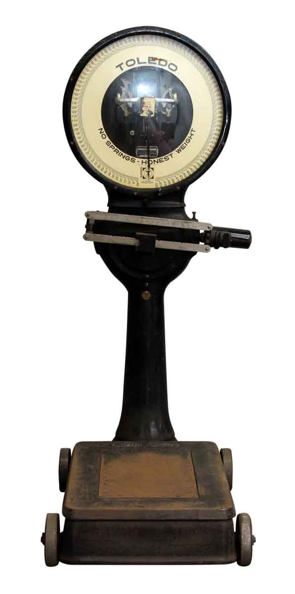Large Toledo Industrial Scale - Scales