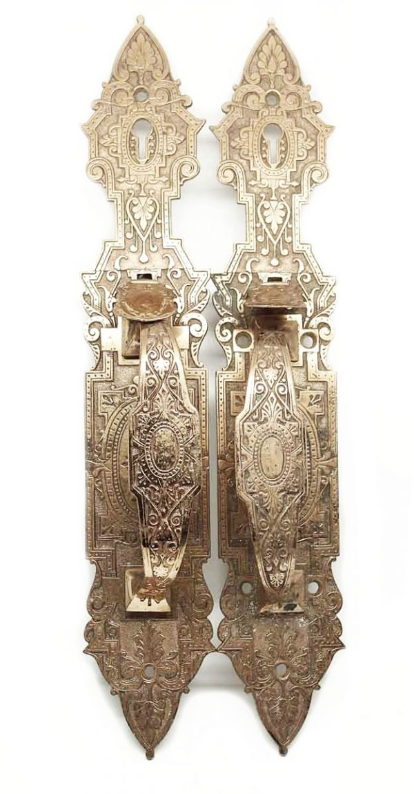 Aesthetic Pair of Door Pulls - Door Pulls