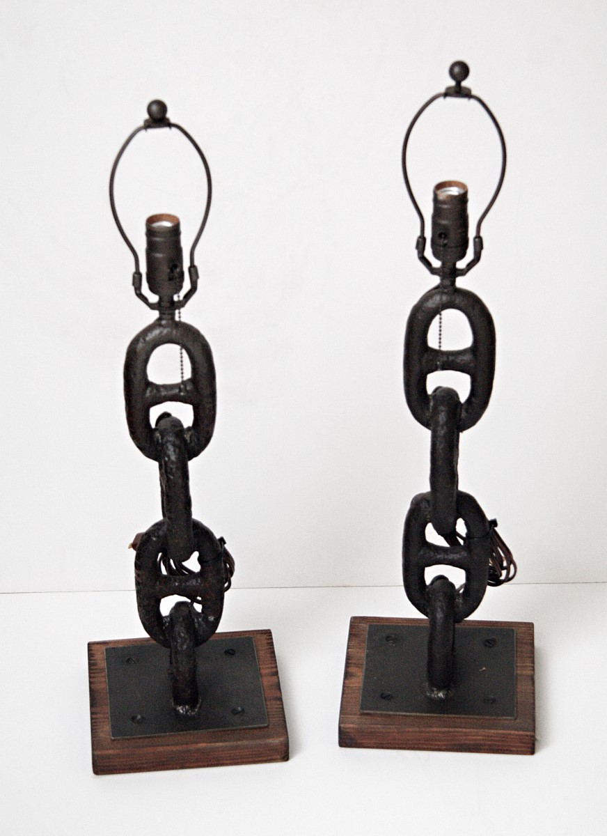k195226-pair-of-antique-anchor-chain-lamps-table-lamps