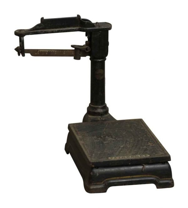 Fairbanks Cast Iron Scale - Scales