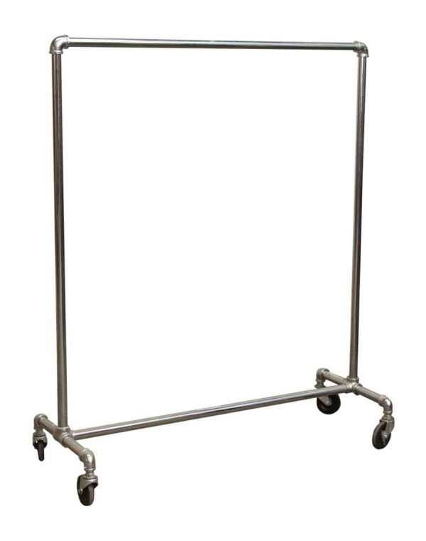 Tall Steel Clothing Rack - Commercial Furniture