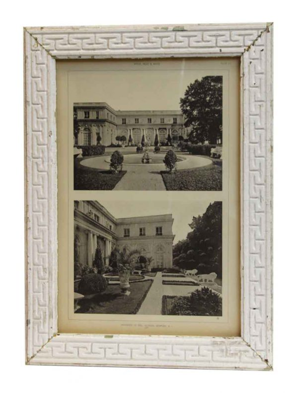 Oelrich Residence Framed Photo - Photographs