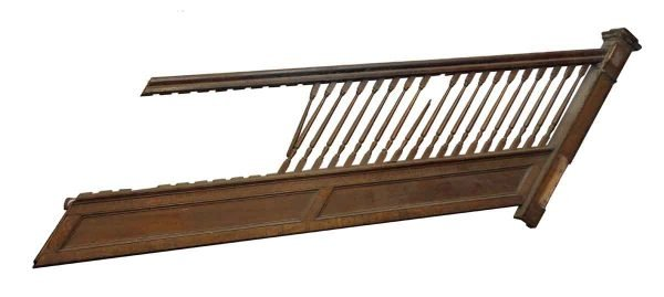 Staircase Railing Post with Extra Parts - Staircase Elements