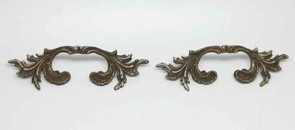 Pair of French Drawer Pulls - Cabinet & Furniture Pulls