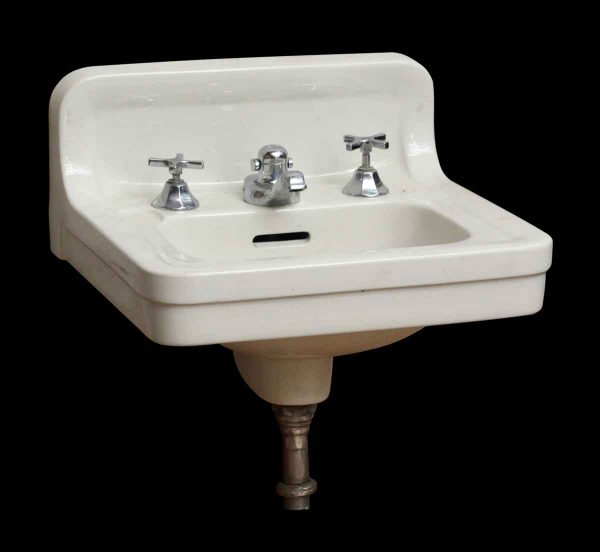 Vintage Bathroom Wall Sink - Bathroom