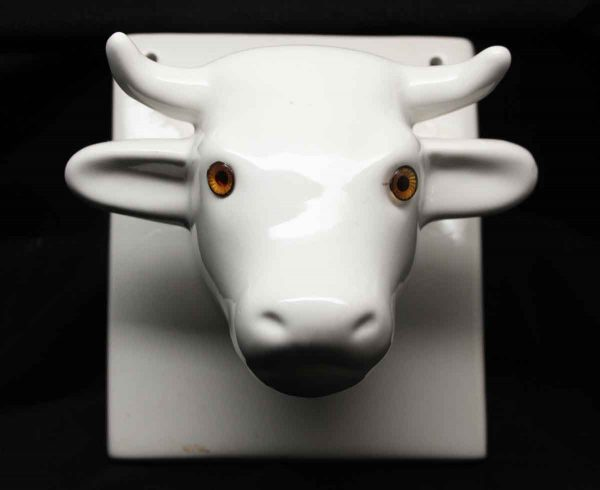 Ceramic Cow Head - Other Wall Art