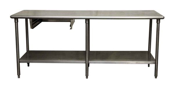 Commercial Stainless Steel Table - Kitchen