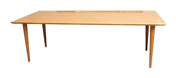 Maple Library Table - Commercial Furniture