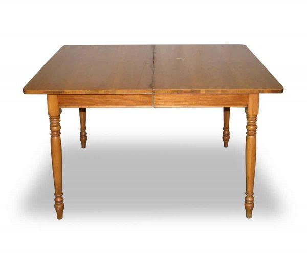 Extendable Small Wooden Dining Table - Kitchen & Dining