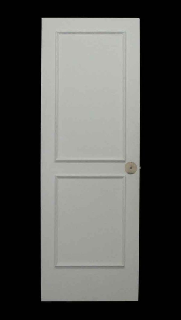 Two Panel Pine Door with Raised Molding - Standard Doors