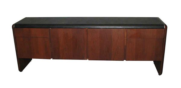 Danish Walnut Credenza - Living Room