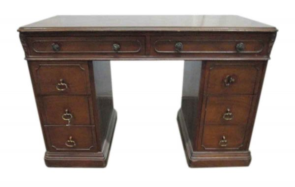 Mahogany Secretary Desk - Office Furniture