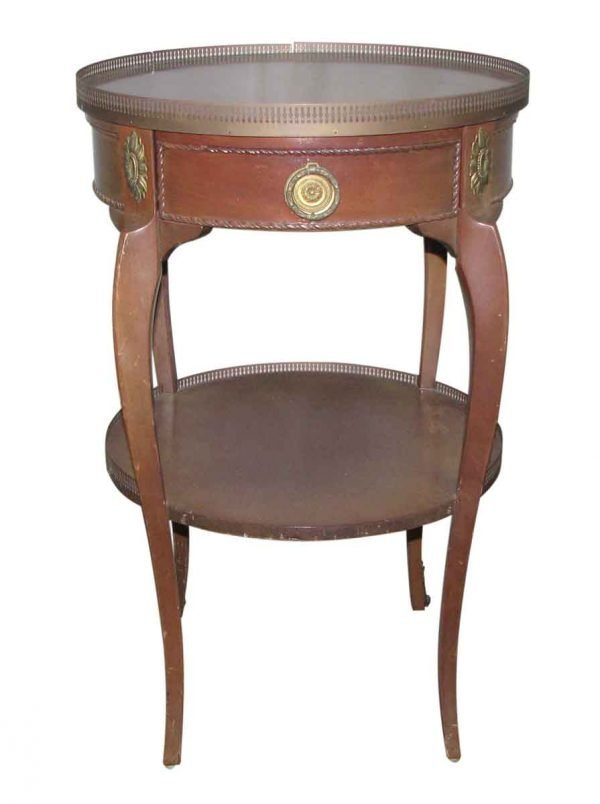 Side Table or Stand in Restorable Condition - Flea Market